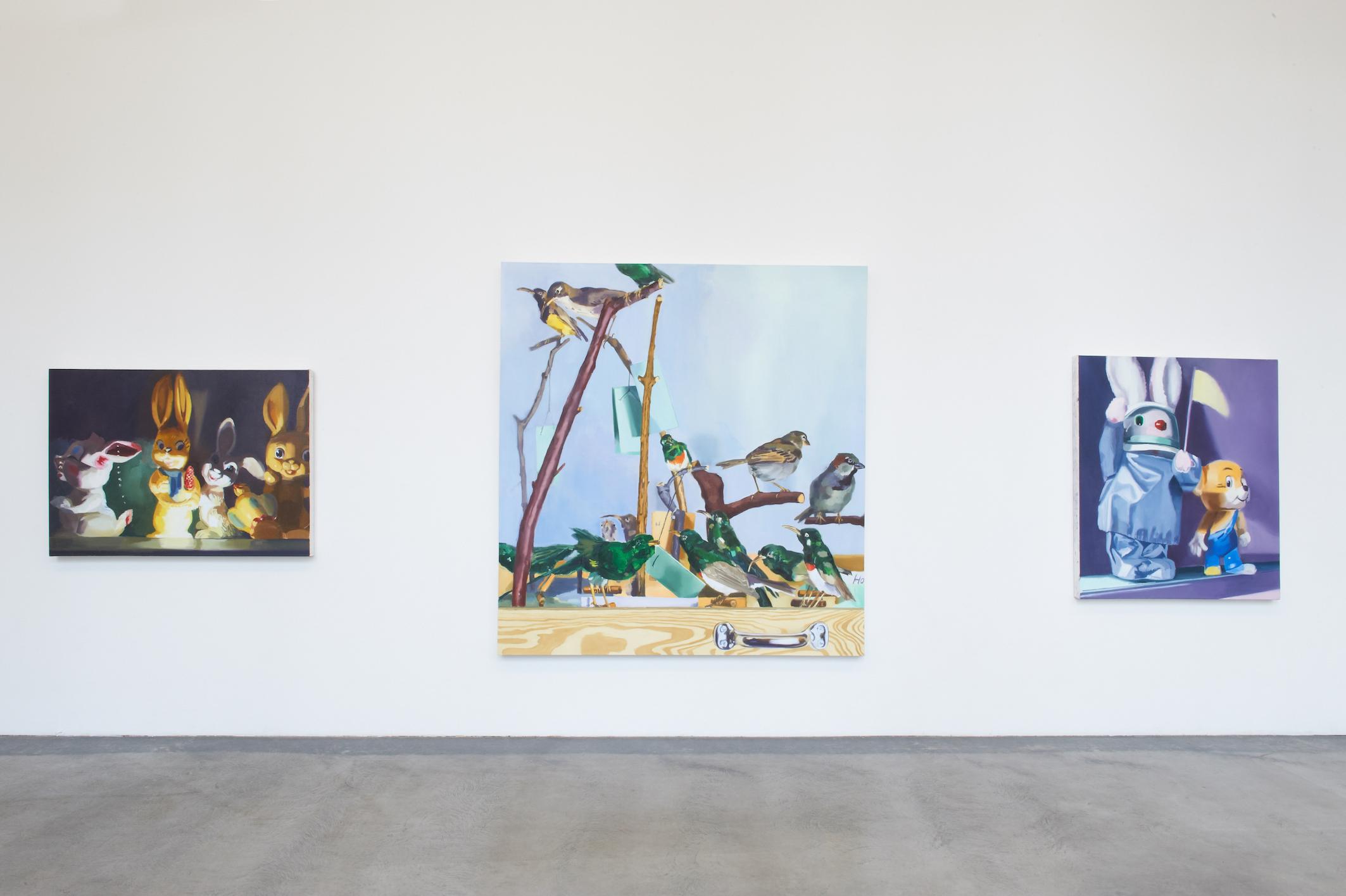 Galerie Nanna Preußners: Stilled Lives, 2014