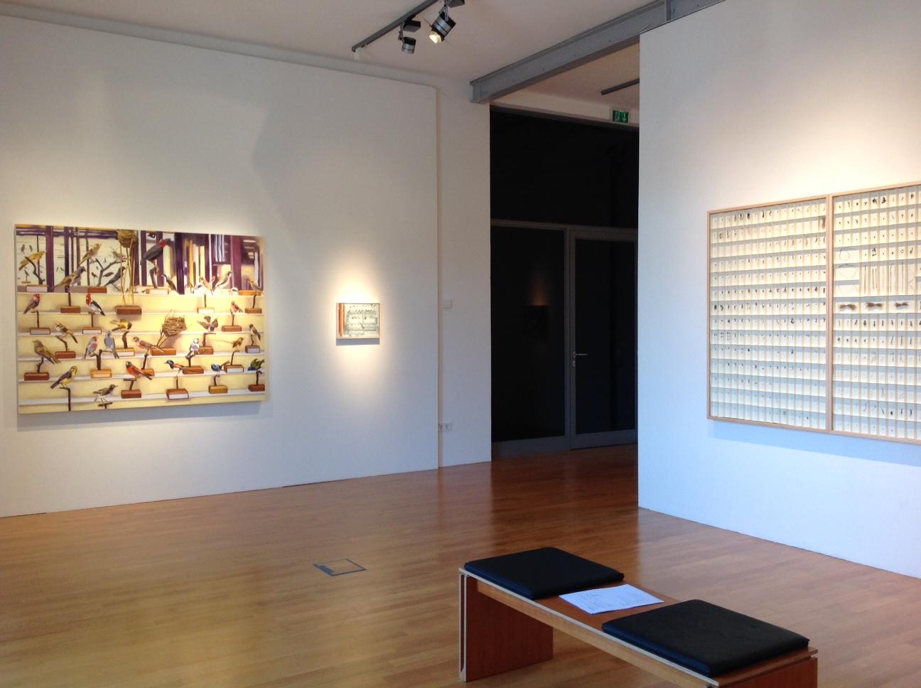 Mewo Kunsthalle Memmingen: Artefakte, 2014