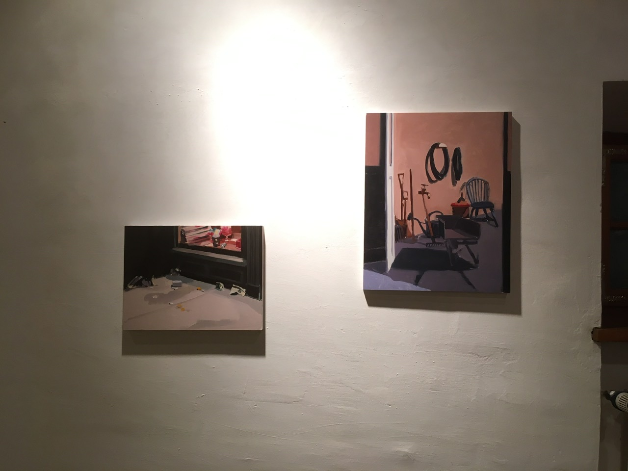 Neue Galerie Landshut, Figments and Clues, 2020
