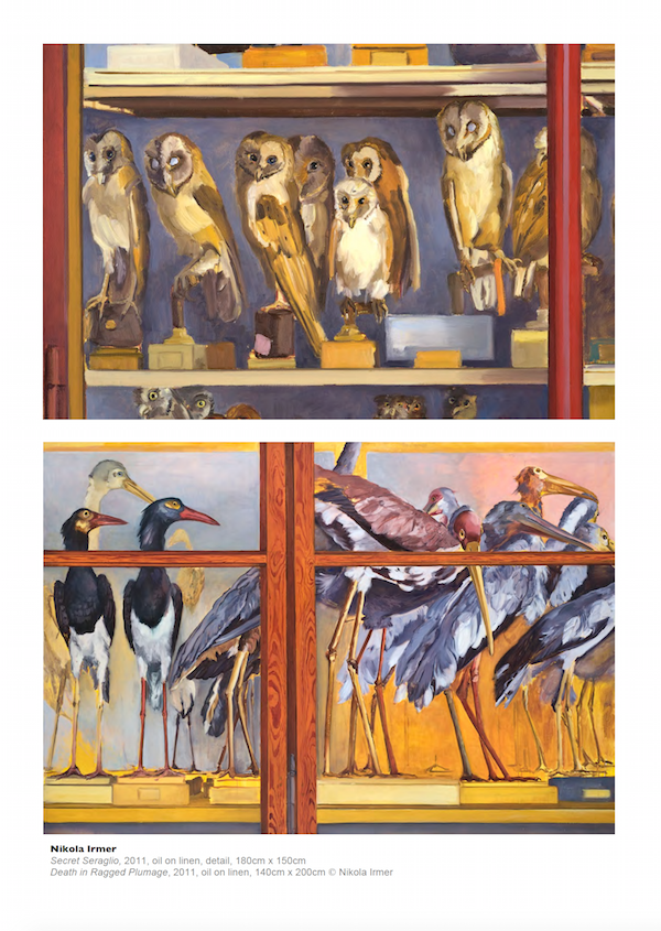 Antennae - Painting Animals